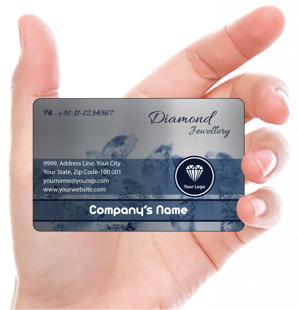 Exclusive Business Card | Coin Cards India